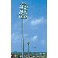 足球场高杆灯固定式高杆灯塔升降高杆灯塔高杆照明
