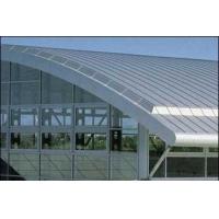 铝镁锰合金屋面板系统