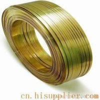 H70黄铜扁线、H90黄铜扁线、C2680黄铜扁线