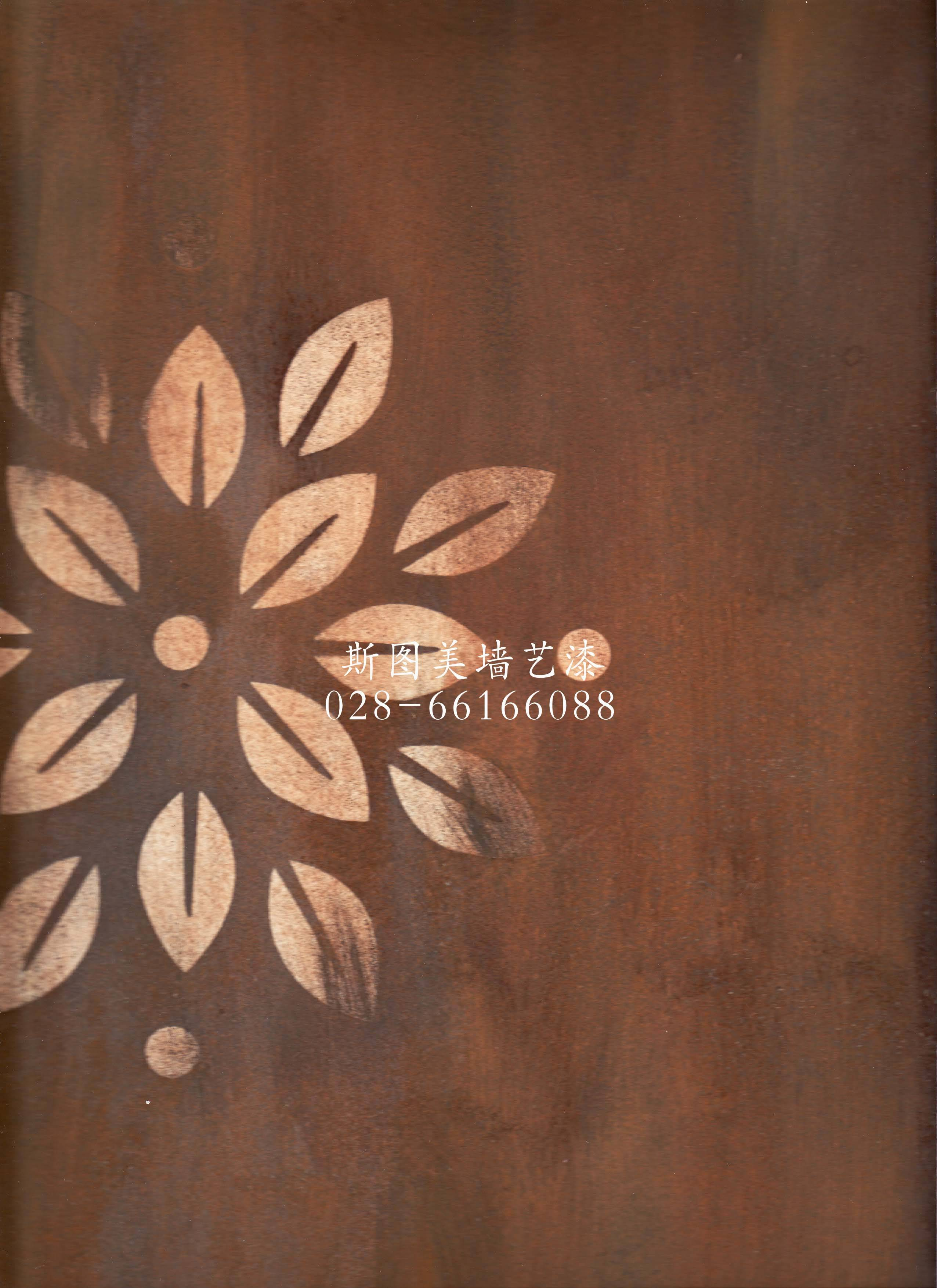 成都斯图美墙艺漆 液体壁纸 马来漆 硅藻泥 仿大理石漆