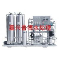 嘉兴软化水设备海水淡化设备除铁除锰设备过滤设备