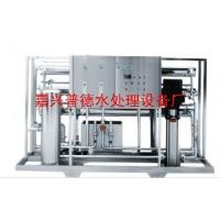 离子交换器反渗透设备工业水处理工业纯水工业纯水设备