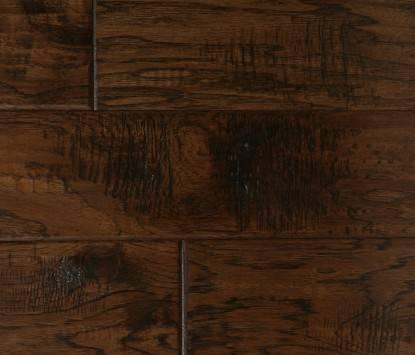 实木复合仿古地板 - 奈菲特