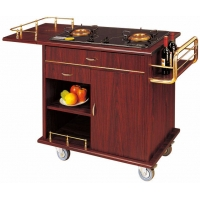 煮餐车,双头煮餐车