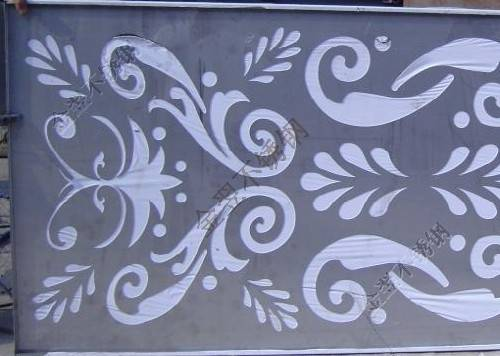 不锈钢激光镂空花纹,不锈钢激光切割