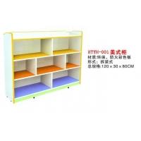 柳州收纳水书柜-儿童玩具柜-幼儿园设备