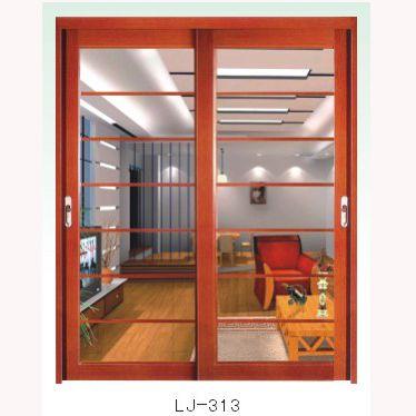 一、 用材: 材料采用壁厚1.2的高精度钛镁铝合金(强化型材的硬度)铝材,经我厂专业技工精湛的技术特制而成。起源于日本、韩国,风行欧美,21世纪初始在我国沿海一带成为家居装修新时尚。 二、整体风格:高雅华美 宽阔的门扇开启幅度大,让居室采光更充足,还空间更多自由;而无地轨道的独特设计,让出入通行毫无障碍;上部的吊轮采用高强度优质滑轮,滑动自如、静音顺滑,开合时几乎没有任何噪音,经我厂研发部门的单项实验测试,滑轮可以正常推拉高达10万次以上;门扇新颖美观,其本身就是都市狭小居室里的一道亮丽风景,让你赏心悦目