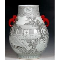 大缸 陶瓷大缸 开业乔迁礼品、家居装饰品