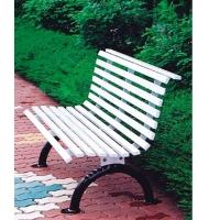带靠背木条休闲椅