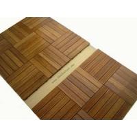 竹灵地板 户外地板砖