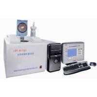 LRY-611GT型全自动微机量热仪