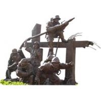 天津铸铜雕塑