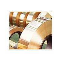 进口H70黄铜带、C5210高精磷铜带、H68黄铜带