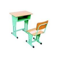 甘肃单人课桌椅定做 兰州单人课桌椅批发 三星泽厚