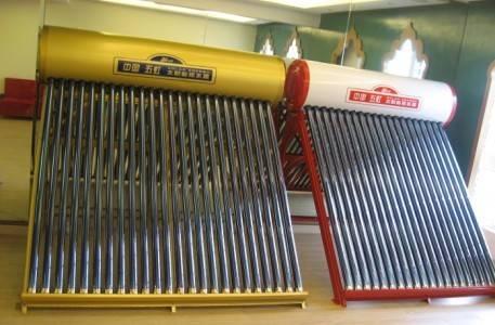 五虹太阳能热水器