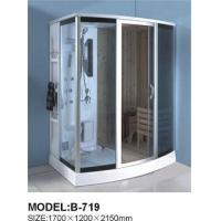 淋浴蒸汽室