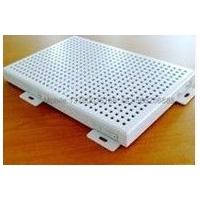 冲孔木纹铝单板铝塑板18028785777王生