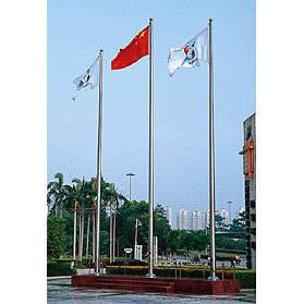 南京不锈钢旗杆-旗杆