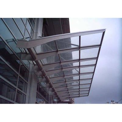 南京雨蓬-不锈钢雨蓬2