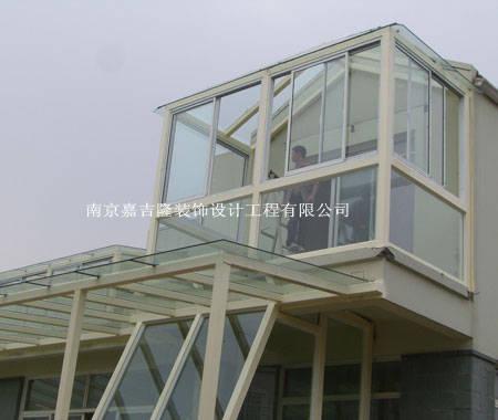 南京阳光房-不锈钢阳光房2