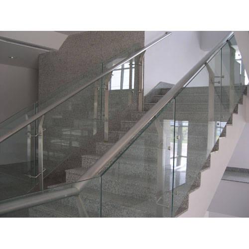 南京不锈钢栏杆-不锈钢扶手17