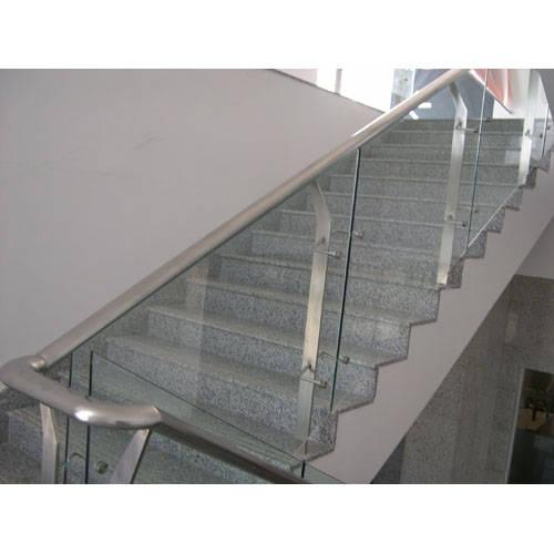 南京不锈钢栏杆-不锈钢扶手21