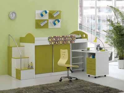 纯真岁月儿童家具552|陕西西安青少年儿童家具