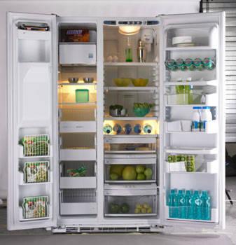 美国通用冰箱