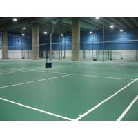 博格羽毛球运动地板