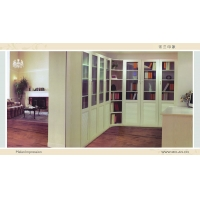 米兰印象整体家居书房系列