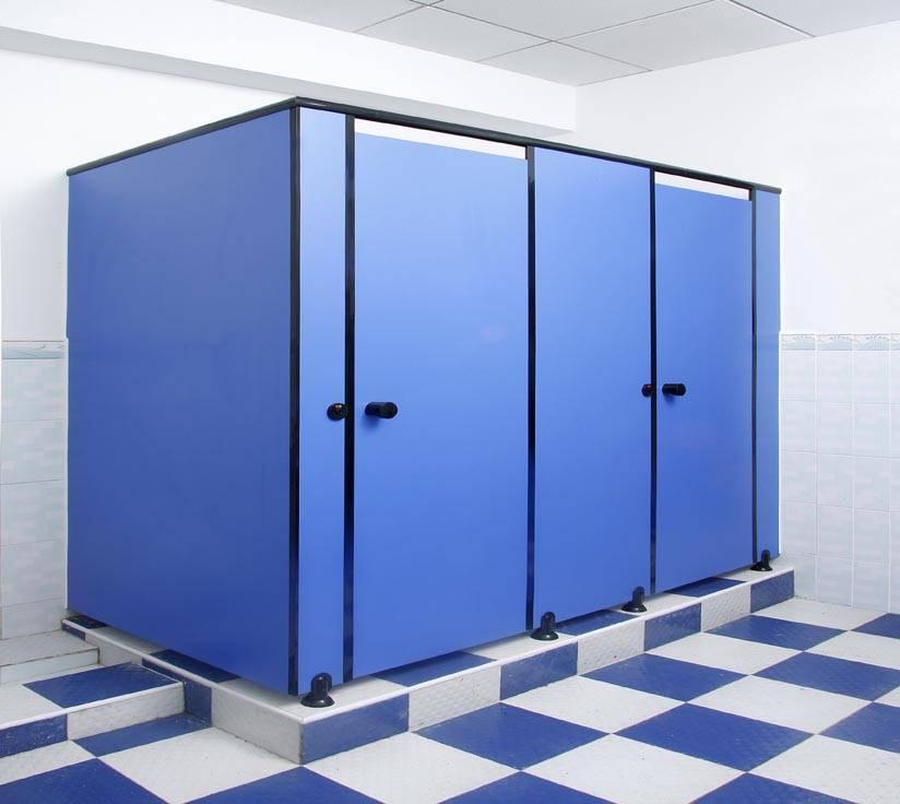 卫生间隔断材质说明_卫生间隔断装修材质选择要点