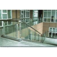 南京不锈钢楼梯-南京玻璃楼梯-南京不锈钢扶手护栏