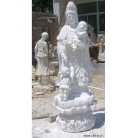 汉白玉/青石人物雕刻|佛像雕刻|观音像雕刻|石雕