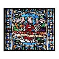 教堂彩绘玻璃