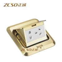五孔地插厂家,ZCSO/正诚地面插座