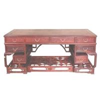 红酸枝写字桌
