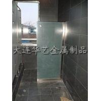 大连隔断、白钢隔断、淋浴隔断、玻璃隔断、钢化玻璃淋浴隔断