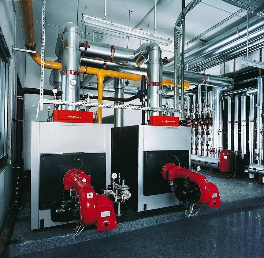 德国菲斯曼燃油燃气蒸汽热水锅炉山东总代理青岛圣火供暖