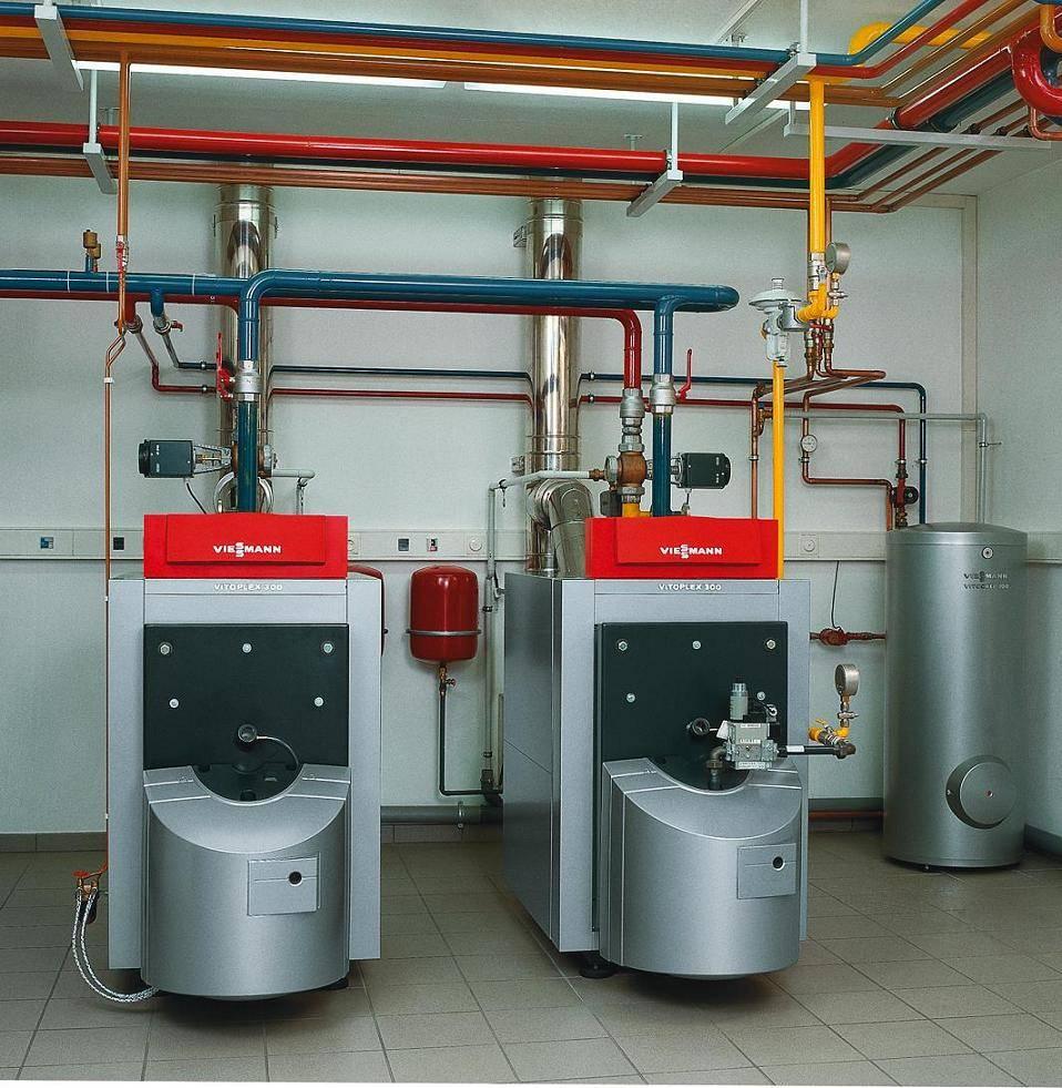 德国菲斯曼燃气落地铸铁锅炉燃油冷凝锅炉山东总代理青岛圣火供.