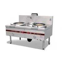燃气喷流式煮面炉电热保温汤池炉,燃气六头煲仔炉连焗炉