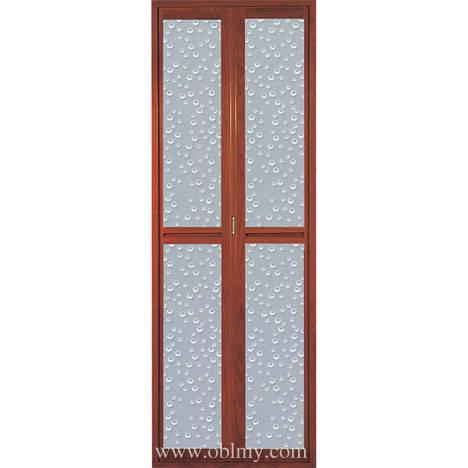 南京门业-欧堡罗内门-有轨小折叠门-1