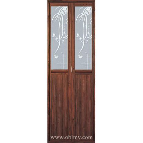 南京门业-欧堡罗内门-有轨小折叠门-2