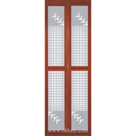 南京门业-欧堡罗内门-有轨小折叠门-3