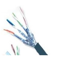 供应江西普天超五类4对室外阻水屏蔽网线
