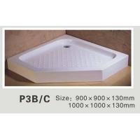 南京聚美淋浴房-底盘-P3B/C