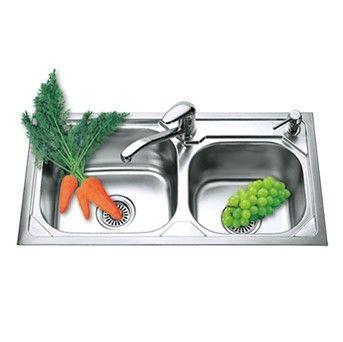 成都-四季红洁具-水槽-302