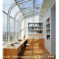 北京阳光房-【圆弧】-阳光房设计--别墅阳光房