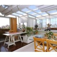 北京断桥铝门窗|塑钢门窗|电动窗|阳光房设计|封阳台|