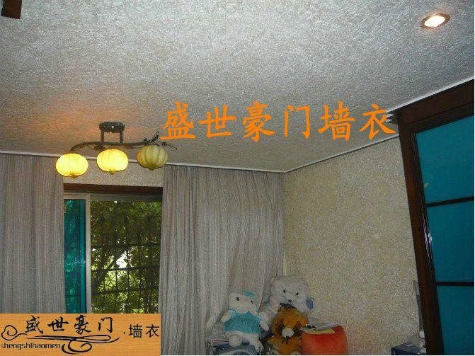 壁纸 电视背景墙墙衣材料