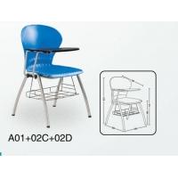 写字板椅 培训椅子 会议椅 新闻椅 折叠培训椅 写字椅子